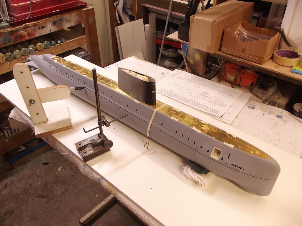 New project - USS Nautilus - Page 5 DSCF9931