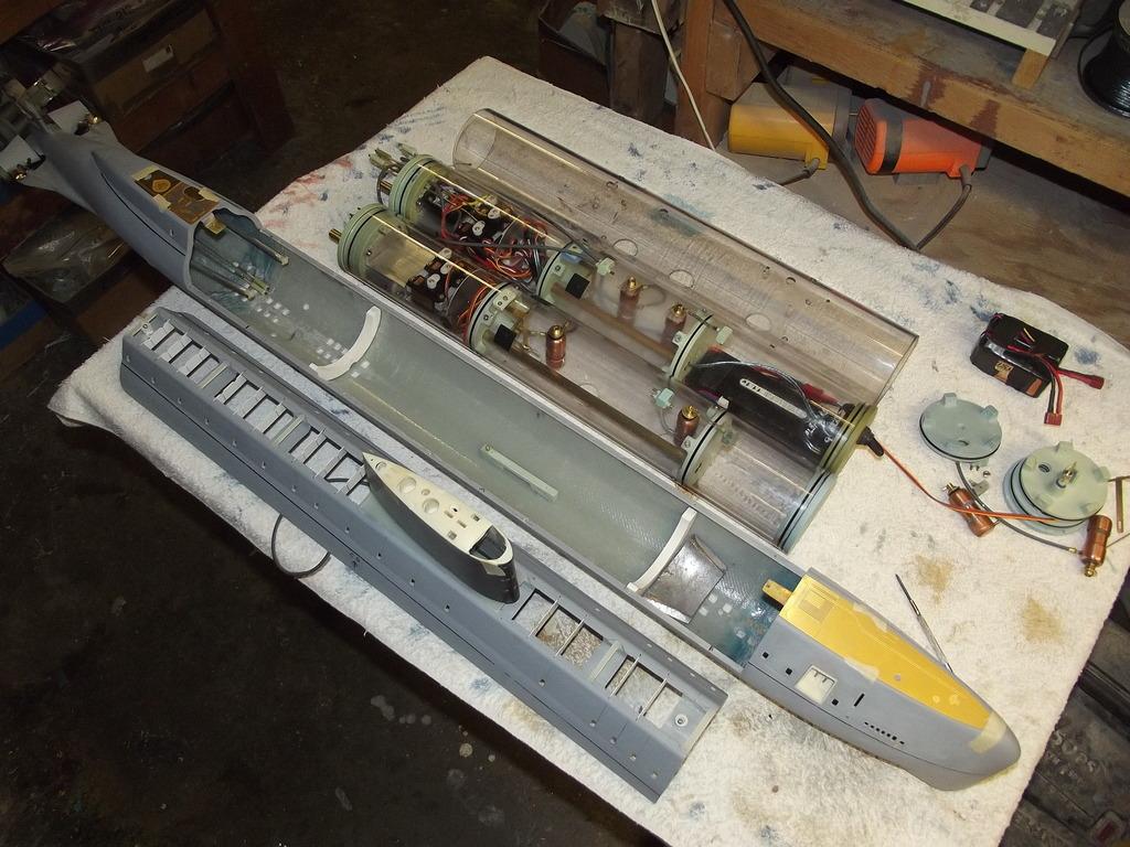 New project - USS Nautilus - Page 5 DSCF9942