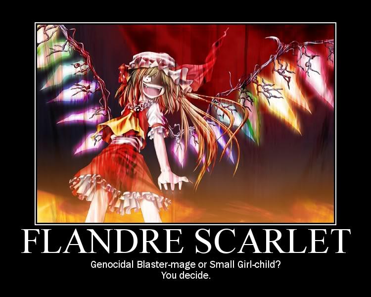 Flandre Scarlet >:D FlandreScarlet