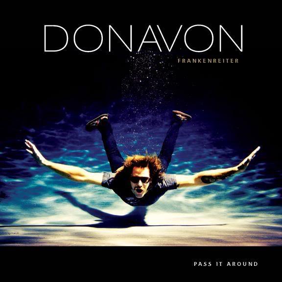 Donavon Frankenreiter - Pass It Around