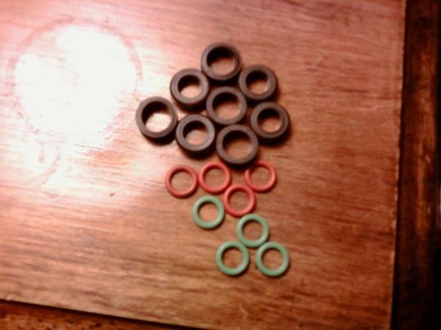 What do ka injector o rings look like? 1017092019