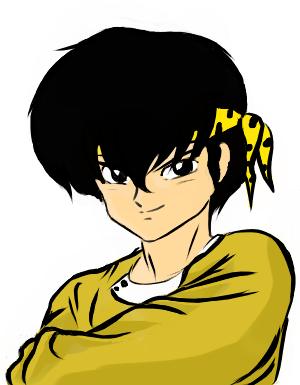 Hikaru; un alma perdida en el tiempo. Ryoga