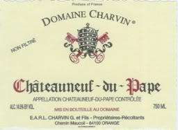Semaine du 27 décembre 2010 DomaineCharvinChteauneuf-du-Pape