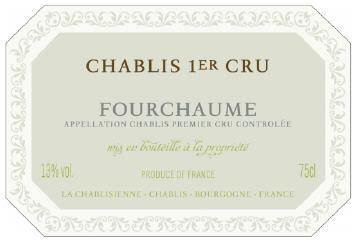 Semaine du 28 février 2011 LaChablisienneChablis1erCruFourchaume2006