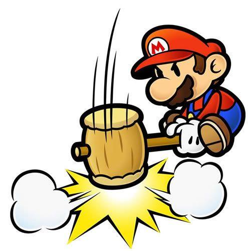 New Character Movesets Mario