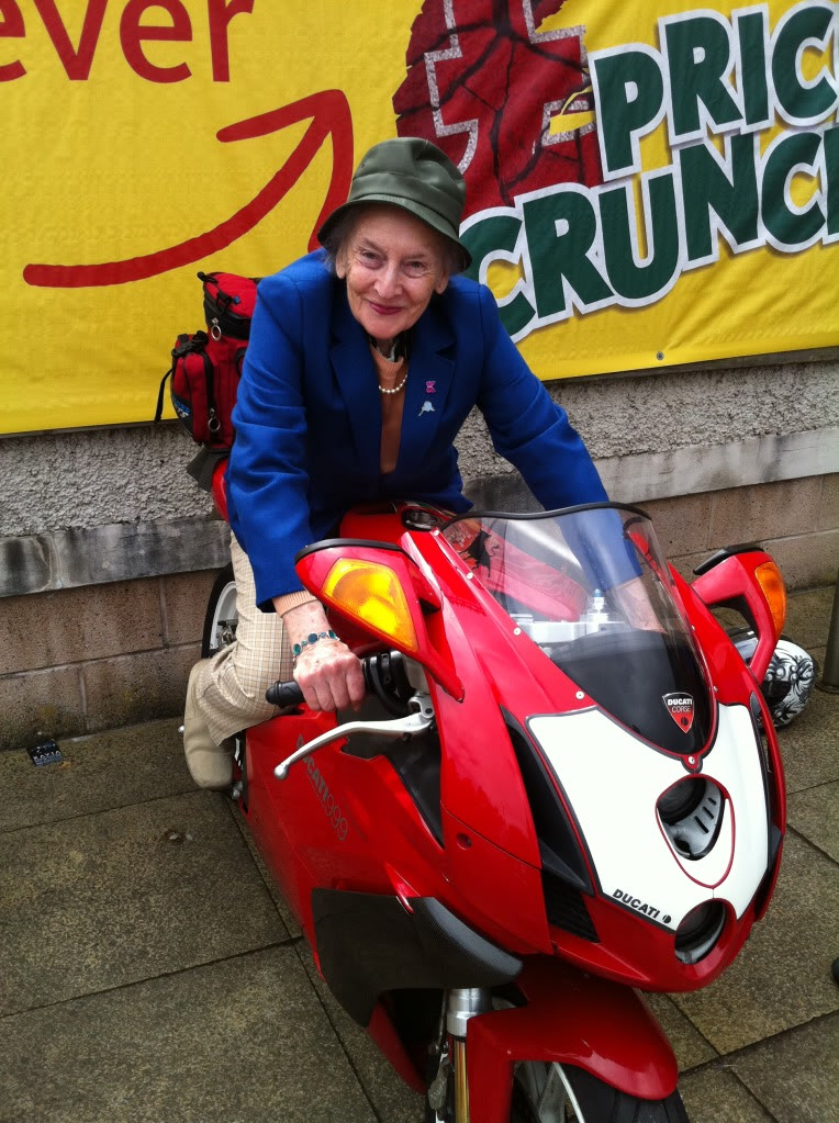Never to old to ride a Duc!! 41a88231