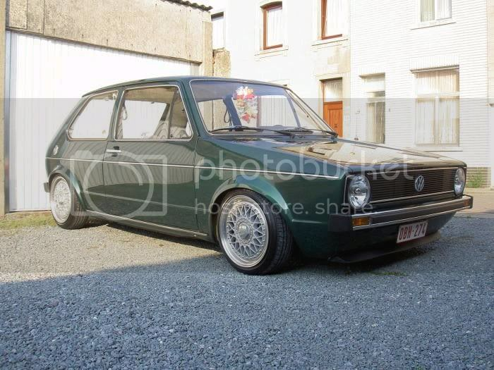 first car, what do you think? Mk1