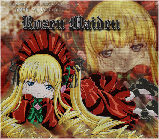 The Nyappy world of Ryuzaki 8D RozenMaiden2