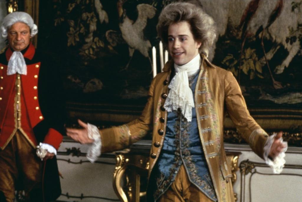 Períodos, historia y accesorios de lujo masculinos. Amadeus-1984-04-g