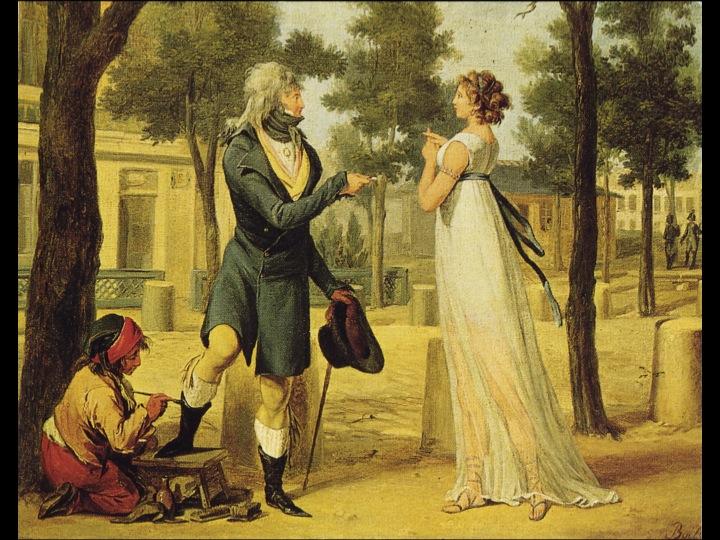 Períodos, historia y accesorios de lujo masculinos. Neocla