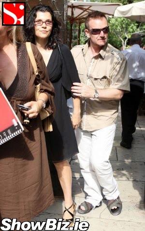 Bono e sua Família 2009-08-bono--ali-hewson