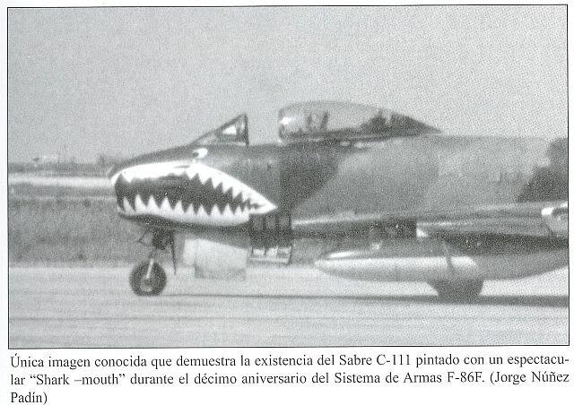 Fotos de la Fuerza Aérea Argentina - Página 2 SabreFAAC-111foto