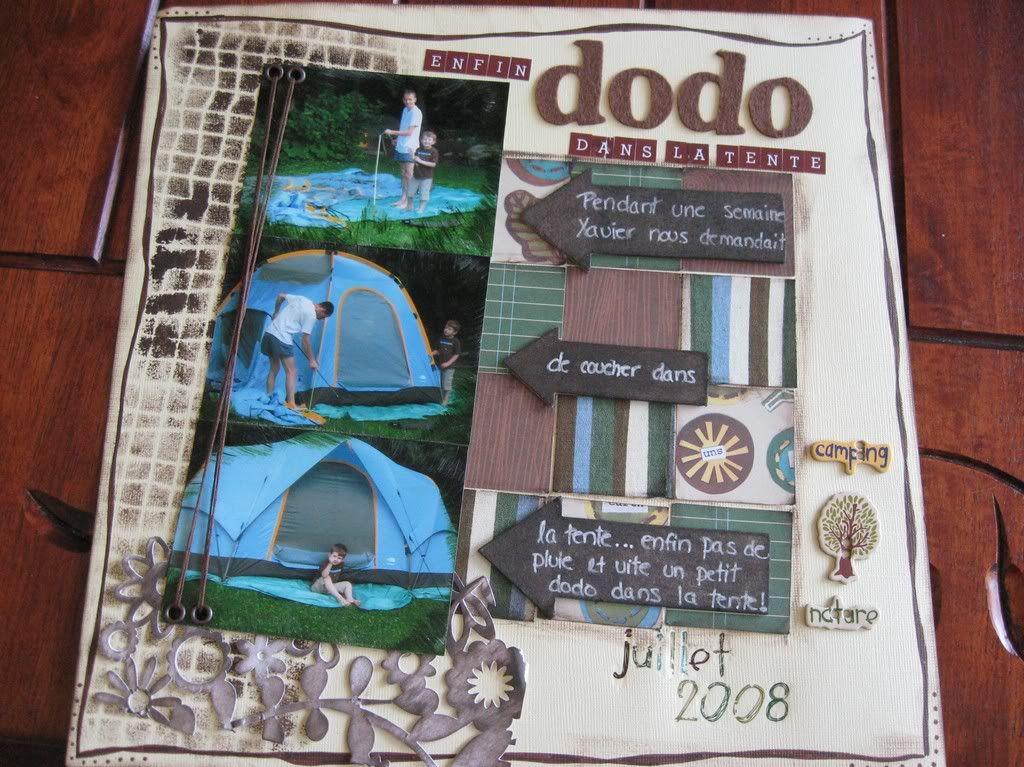 Défi Oeillet Dodo