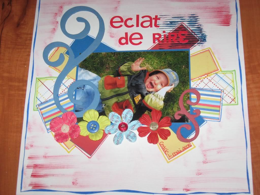 Juillet 2008 Eclatderire
