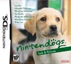 Nintendogs NINTENDOGS