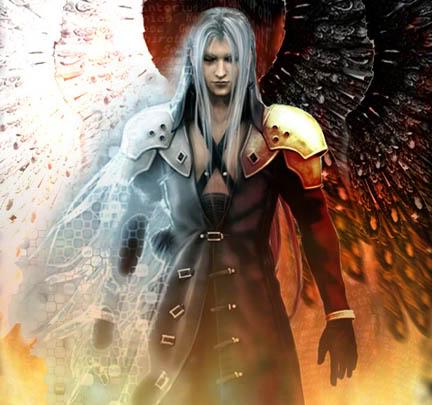 CUAL ES EL MEJOR VILLANO DEL ANIME?? Sephiroth_darkandlight_2