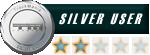 Usuário prata