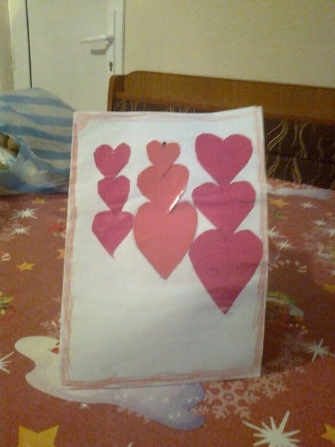 Valentine's day- Sa  invatam copiii despre iubire! Fotografie0686