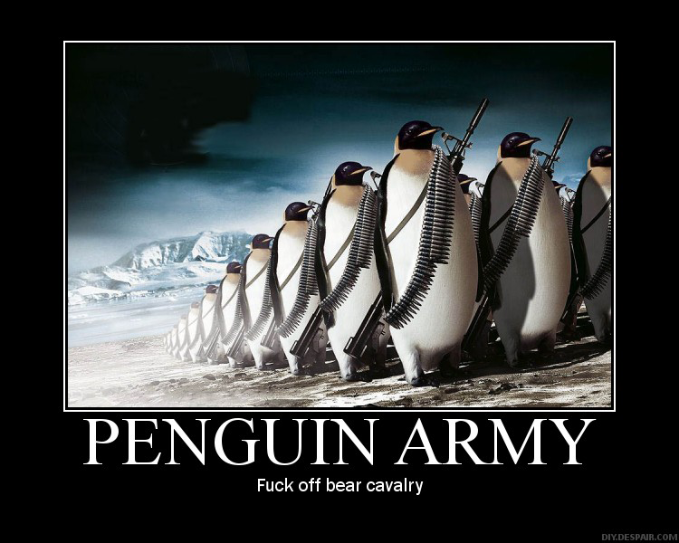 [Game]Destroy The Pic Above You Penguin-army