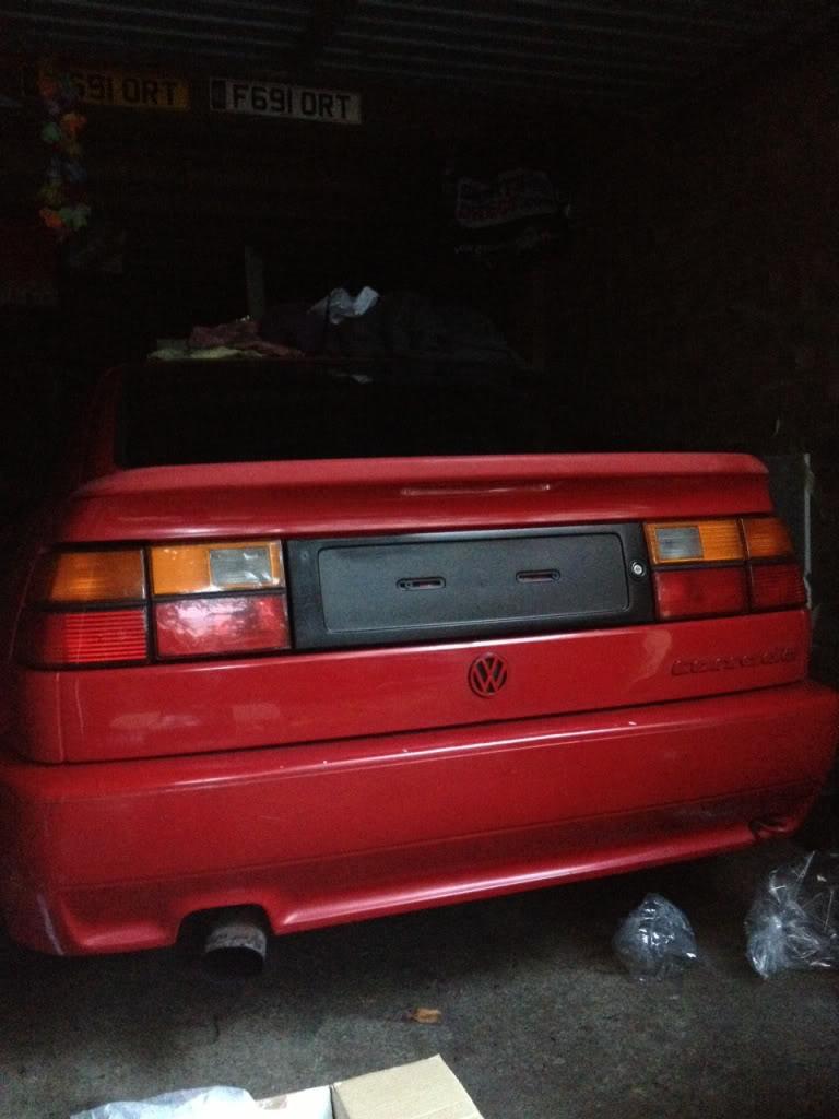 Corrado 16v in a bad way! C1e7e37869085c295fe556d9f6ce8d76