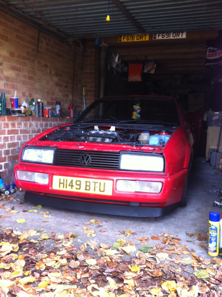 Corrado 16v in a bad way! Cd0ba17b95b0c3e7a43860e2ea4a5364