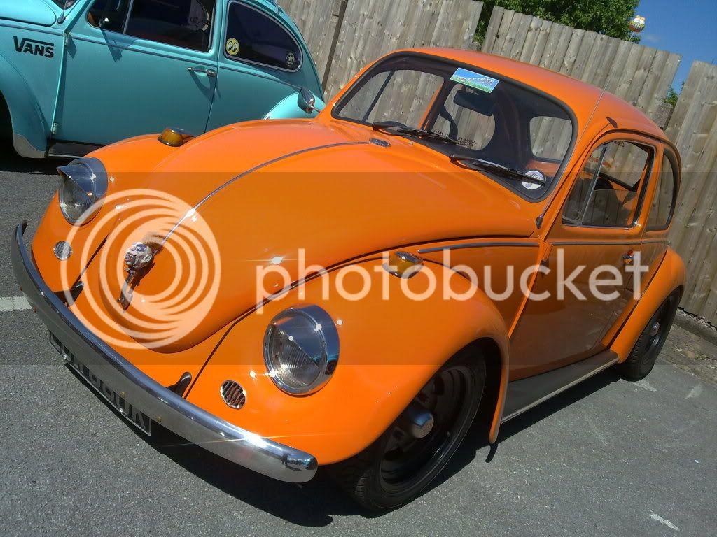 23rd May Staffs VW & Volkstoke Meet 23052010197