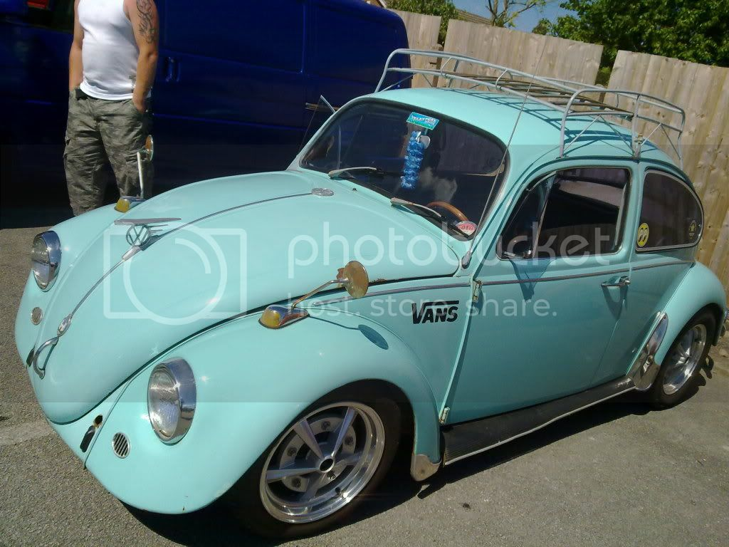 23rd May Staffs VW & Volkstoke Meet 23052010198
