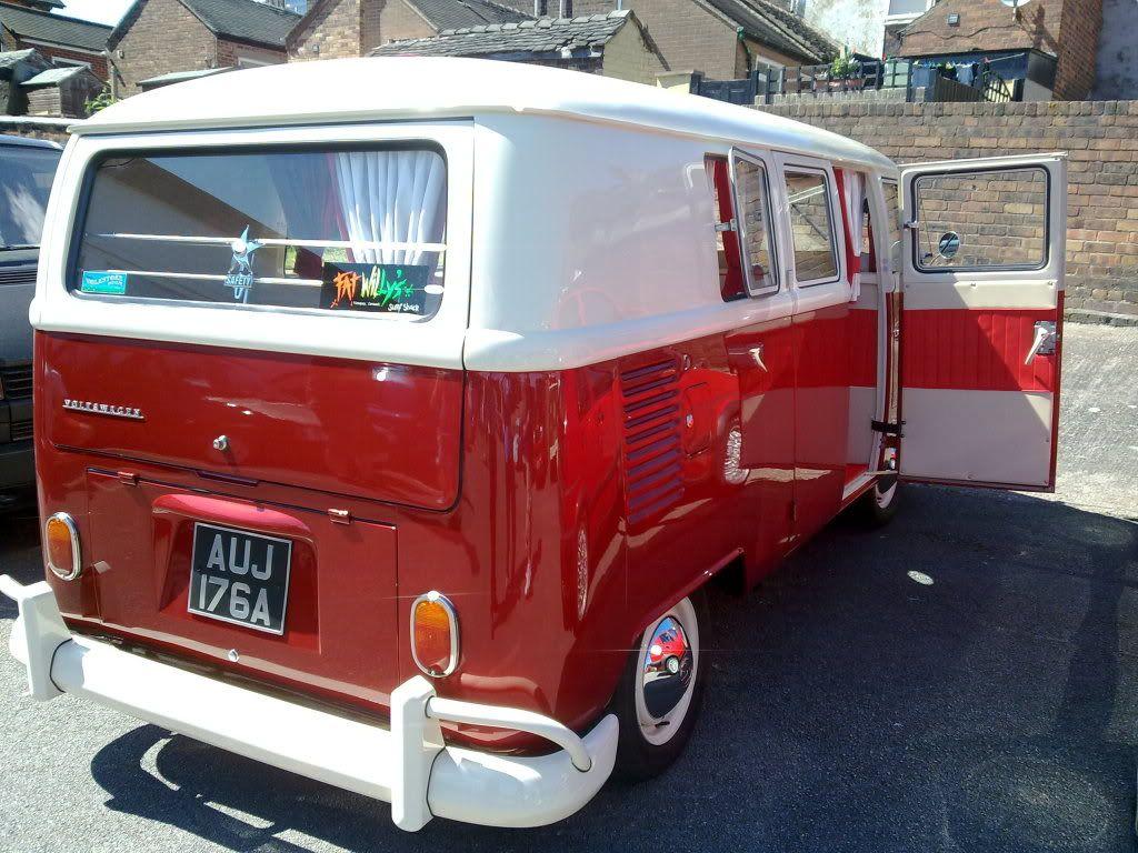 23rd May Staffs VW & Volkstoke Meet 23052010204