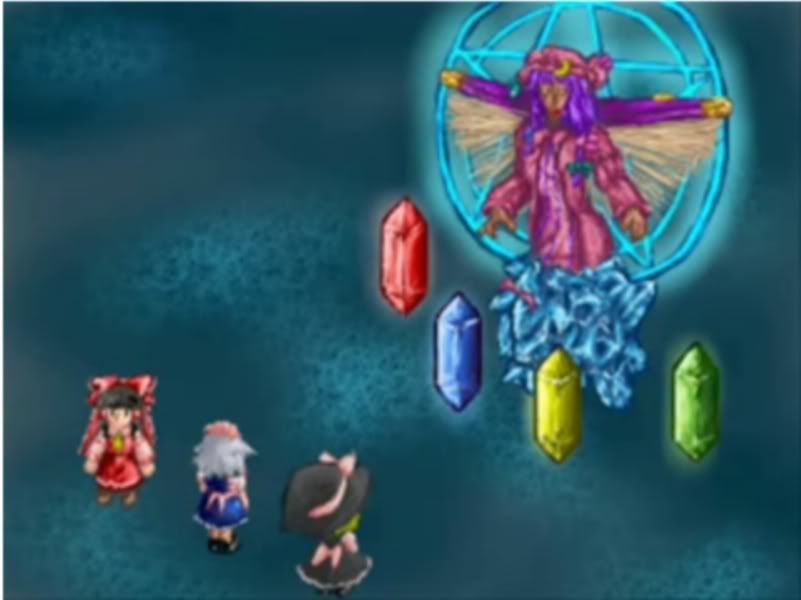 Pictures SMRPGTouhou