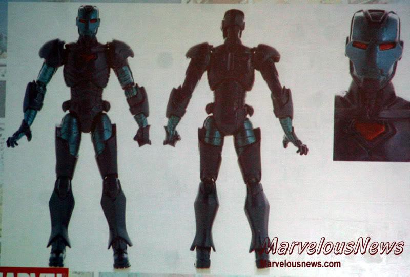 Marvel UNIVERSE : figurines marvel au 1/18è 186