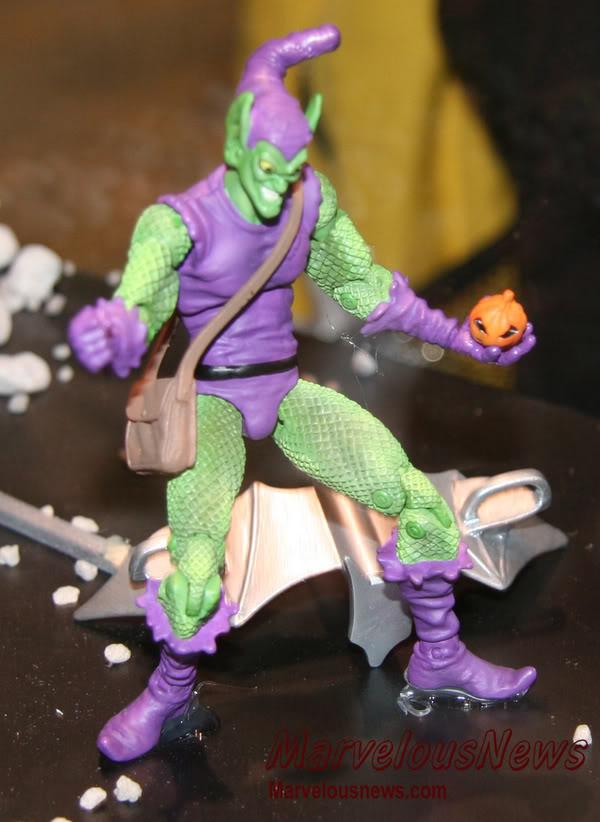 Marvel UNIVERSE : figurines marvel au 1/18è Gg