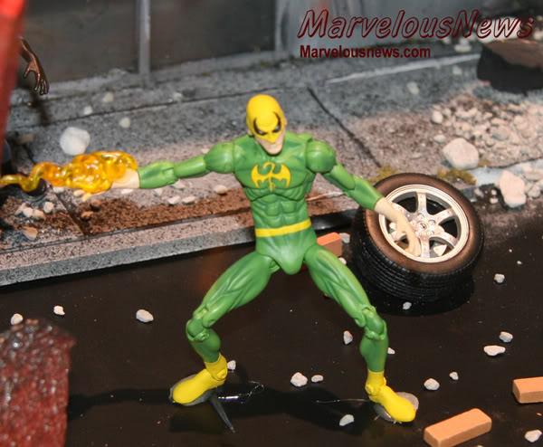 Marvel UNIVERSE : figurines marvel au 1/18è If