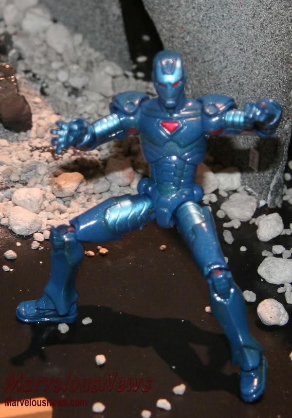 Marvel UNIVERSE : figurines marvel au 1/18è Ims