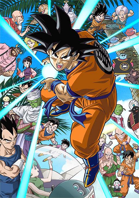 World Anime y Manga - Portal DragonBallZ-SonGokuandhisFriendsRet