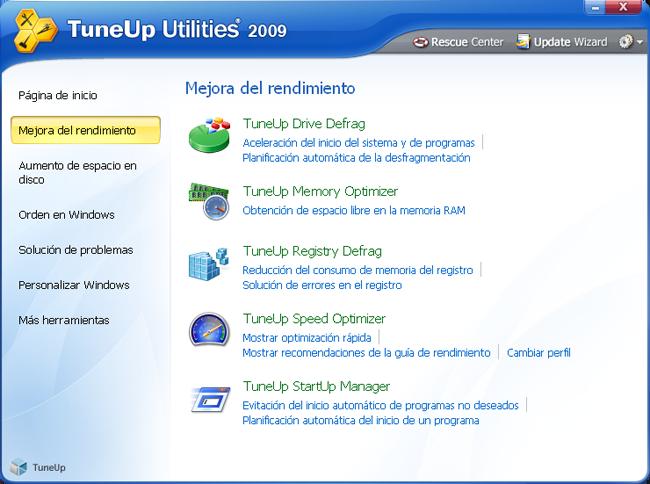 TuneUP 2009 [Mejora y Limpieza De Windows] TuneUpUtilities2009