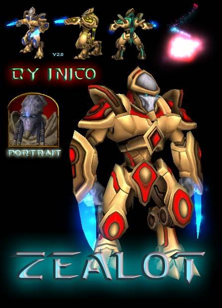 Zealot V2.0 Zealot20