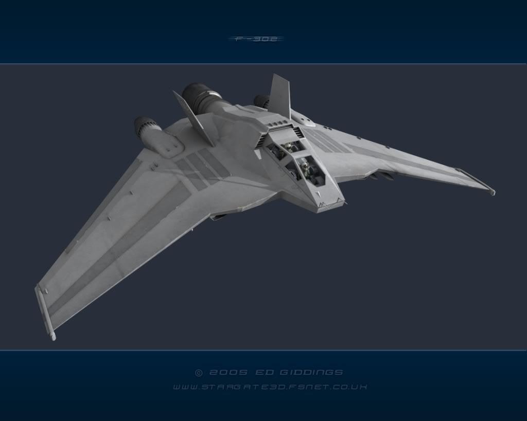 F-302 vs. Viper Mk. II F302-1