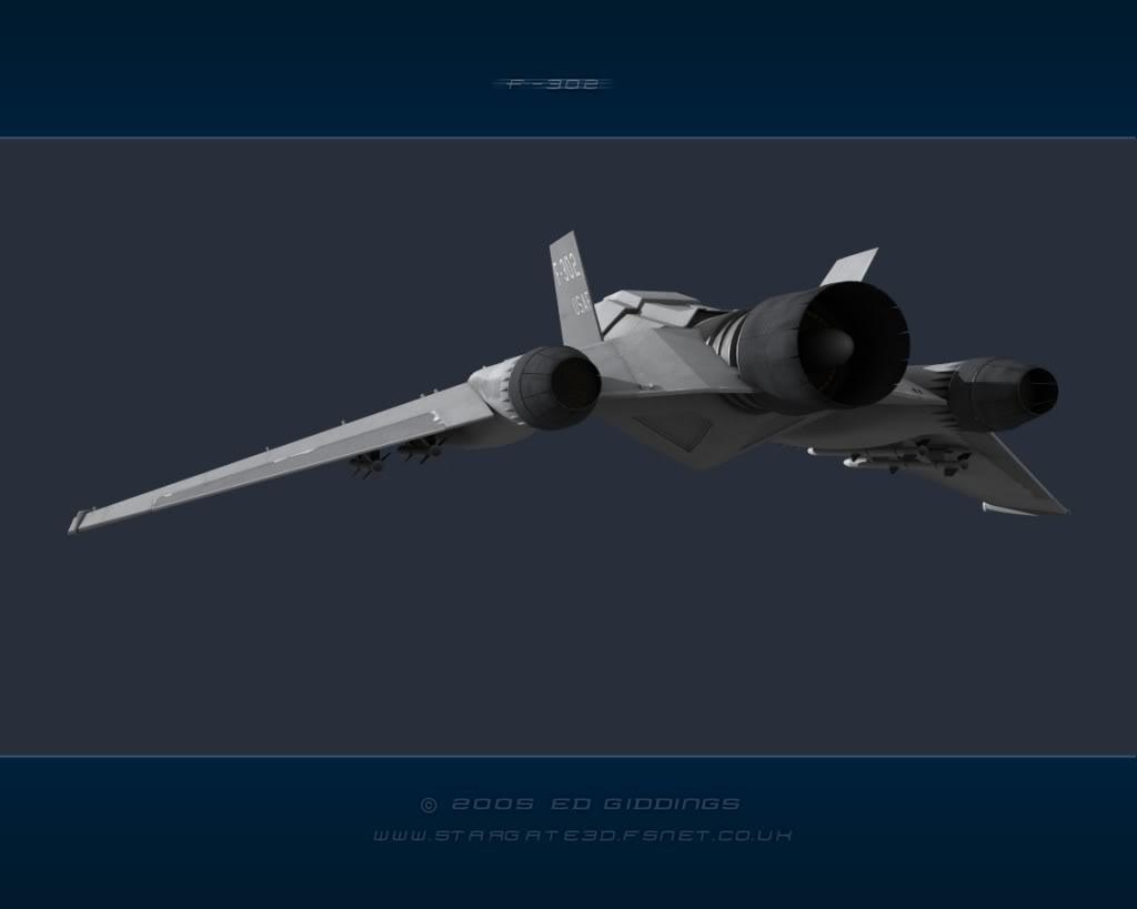 F-302 vs. Viper Mk. II F302-2