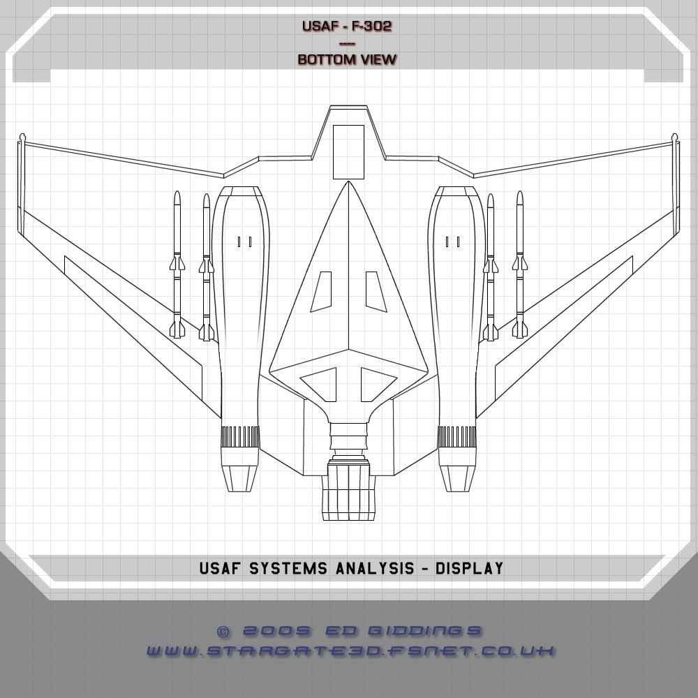 F-302 vs. Viper Mk. II F302-Bottom