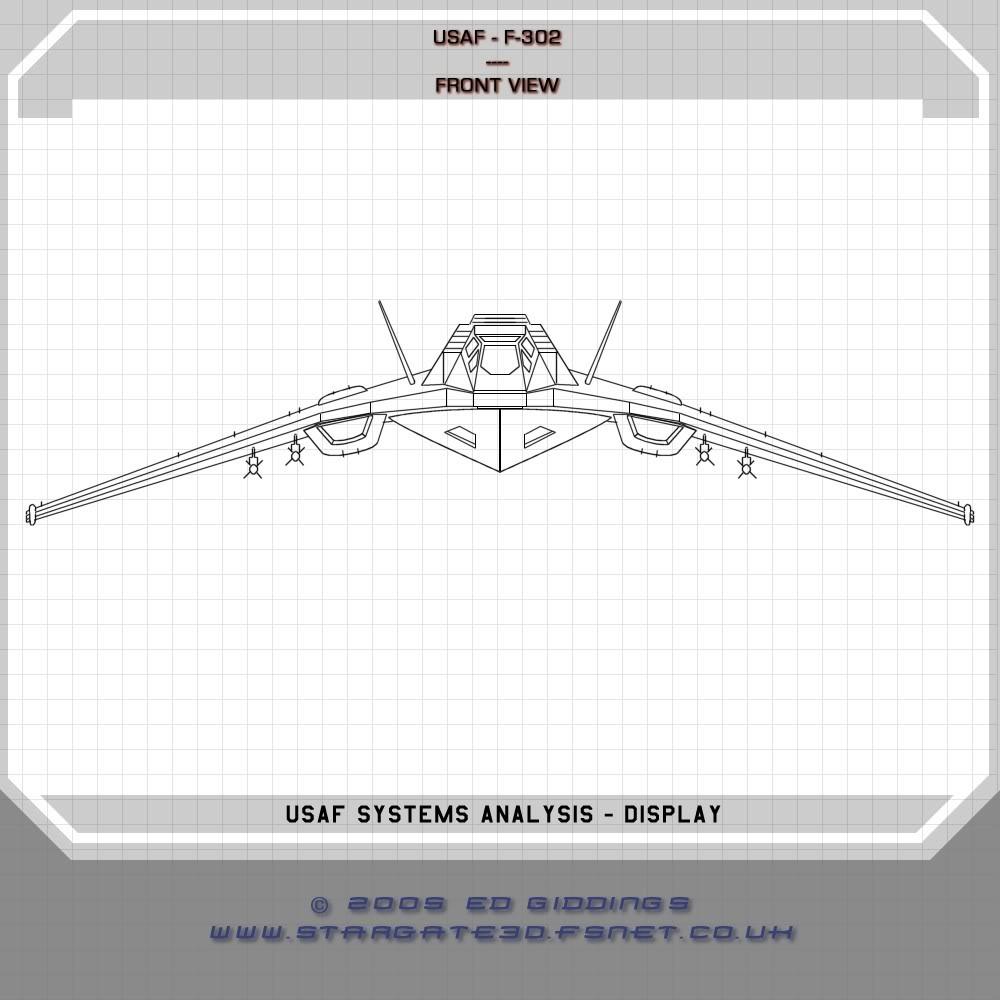 F-302 vs. Viper Mk. II F302-Front