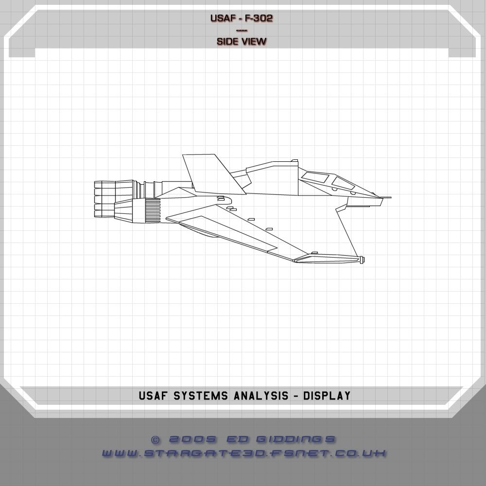 F-302 vs. Viper Mk. II F302-Side