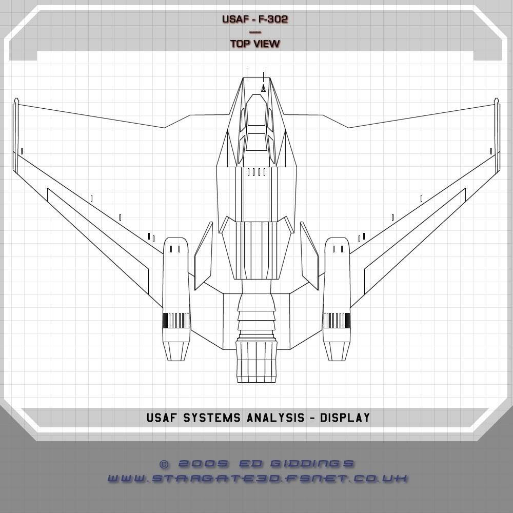 F-302 vs. Viper Mk. II F302-Top