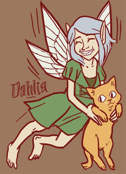 Sum Art  *DEPRECIATED* Dahlia