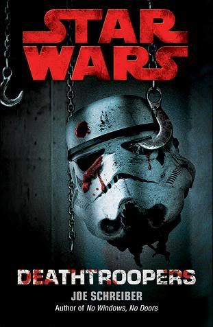 Star Wars books Deathtroopers