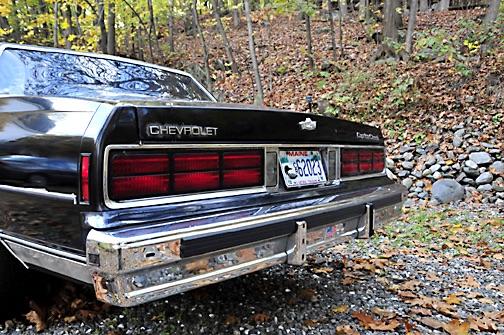1987 Chevrolet Caprice Classic Coupe Landau Imagejpg1