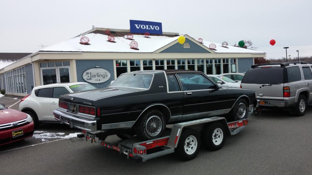 1987 Chevrolet Caprice Classic Coupe Landau Imagejpg9