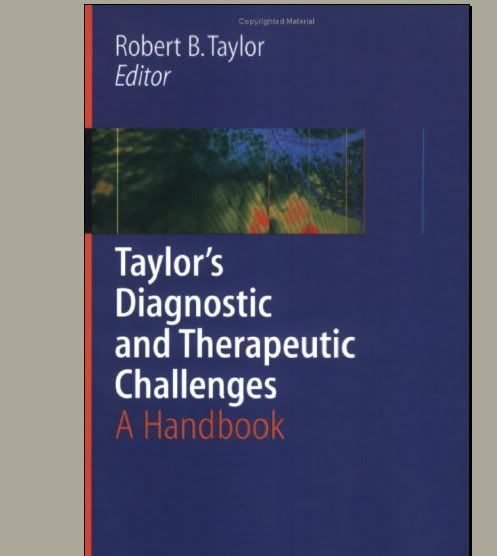 any thing in any thing related to diagnosis u will found ISA Tayleros