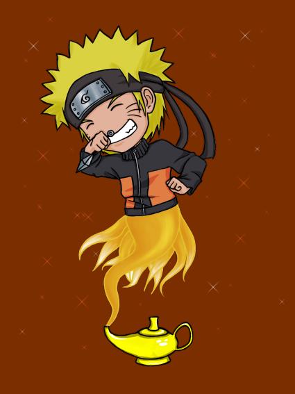 KAZUKI TAKAHASHI Just Release New TCG Yu-Gi-Oh! Game Naruto_Birthday_by_fanofnaruto