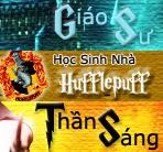 Giáo sư - Lao công Hufflepuff - Thần Sáng