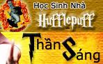 Thần Sáng - Nhà Hufflepuff
